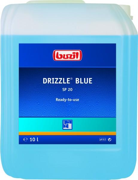 Buzil Drizzle® Blue (SP20) 10L Kanister