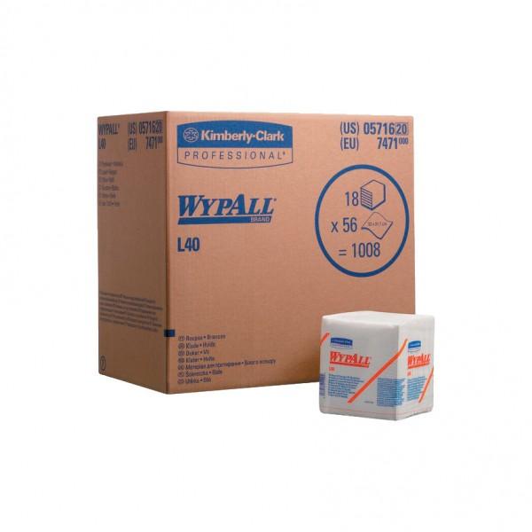 WYPALL® L40 (original) Tücher von Kimberly Clark Professional