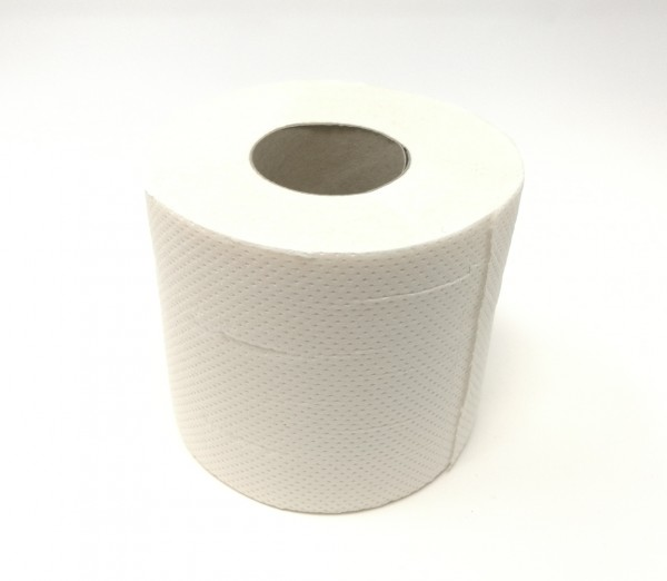 IC Toilettenpapier 2-lagig Zellstoff-Rec-mix 250 Blatt