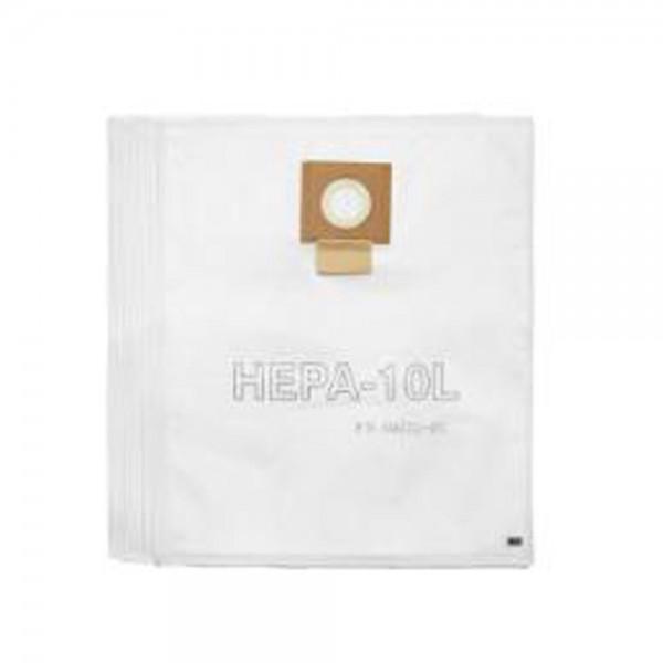 VIPER HEPA-Staubsaugerbeutel DSU15 (10 Stück)