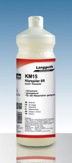 IC Klarspüler sauer SR KM15 1 Liter Flasche