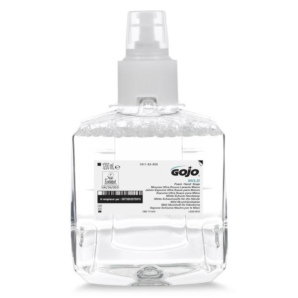 GOJO® Milde Schaumseife für die Hände (LTX-12™/1.200ml)