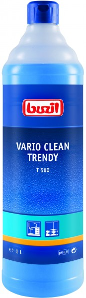 Buzil Vario Clean Trendy (T560) Schonreiniger 1L Flasche