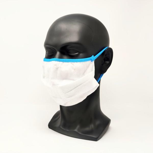 B4 Mehrweg-Mund-Nasen-Maske 3-lagig (im 5er Pack)