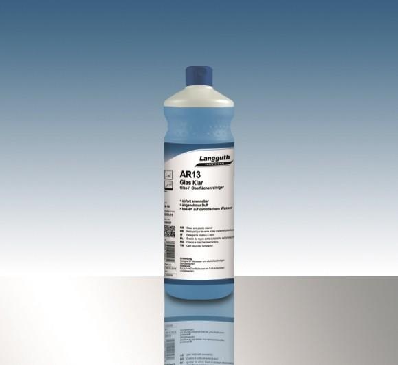 Glas Klar (AR13) 1L Flasche