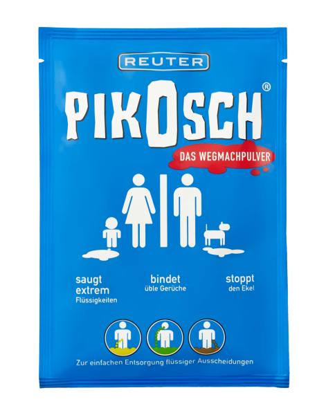 PIKOSCH Das Wegmachpulver 34,5g Beutel