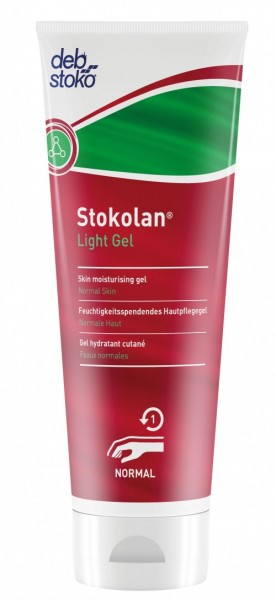 deb-stoko® Stokolan® Light PURE 100ml Tube
