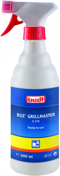 Buzil Buz® Grillmaster ready-to-use (G576) 600ml Sprühflasche