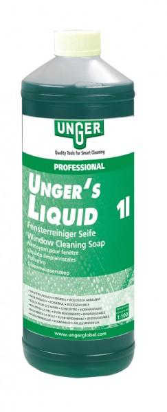 Unger's Liquid Fensterreinigungskonzentrat 1L Flasche