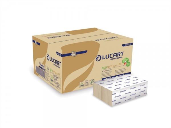 LUCART EcoNatural M Interfold-Handtücher