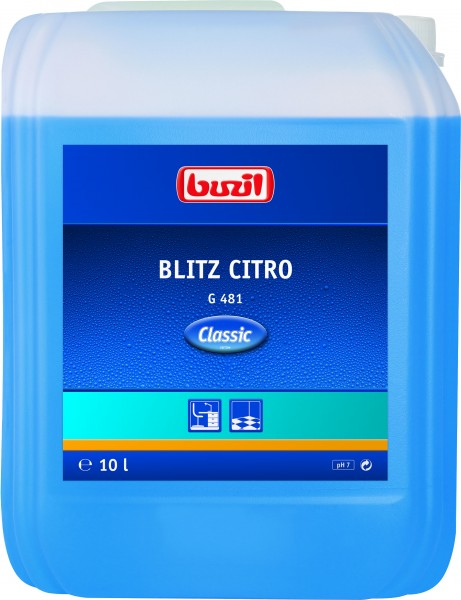 Buzil Blitz Citro (G481) 10L Kanister