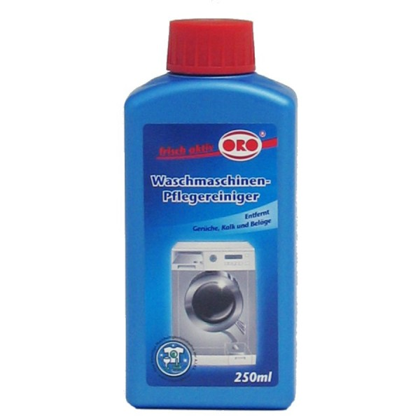 ORO® frisch-aktiv Waschmaschinen-Pflegereiniger