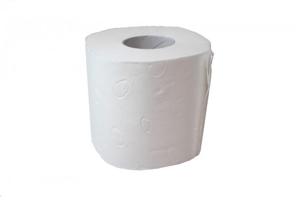 IC Toilettenpapier 3-lagig Zellstoff 250 Blatt