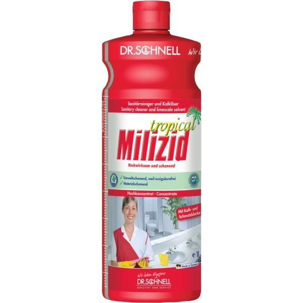 Dr. Schnell Milizid Tropical 1L Flasche