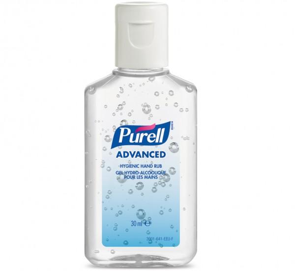 PURELL® Advanced Händedesinfektionsgel 30ml Miniflasche
