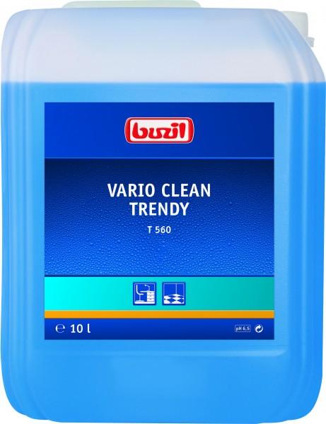 Buzil Vario Clean Trendy (T560) Schonreiniger 10 Liter Kanister