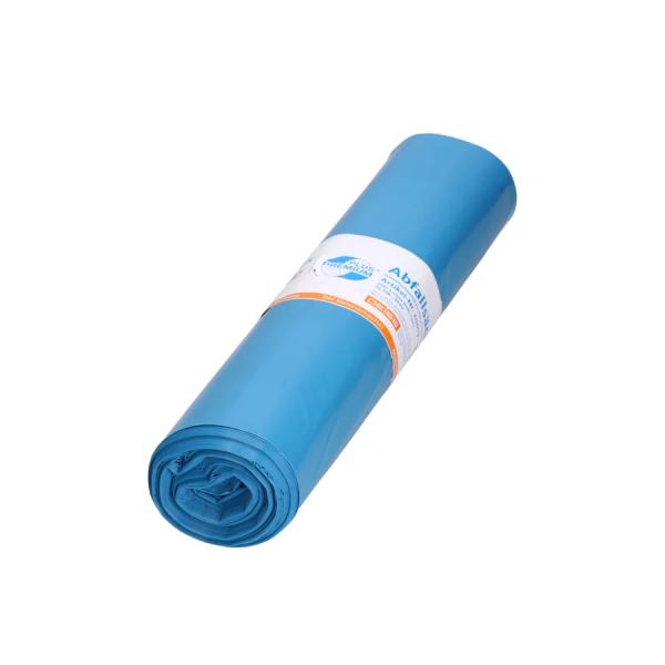 DEISS PREMIUM Müllsack 120 Liter blau