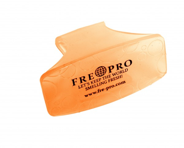 Fre-Pro BowlClip WC-Clip orange Mango