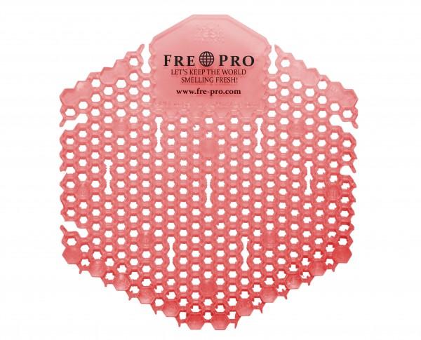 Fre Pro Wave 3D Urinalsieb mit Duft rot Kiwi Grapefruit