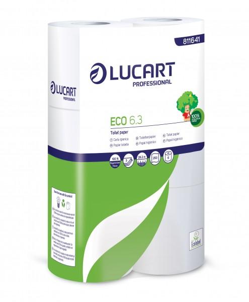 Lucart ECO 6.3 Toilettenpapier