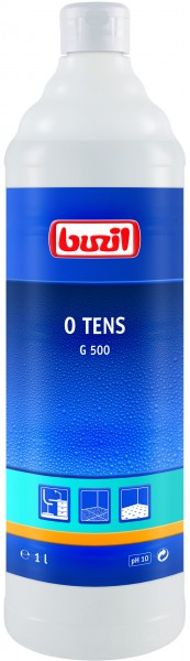 Buzil G 500 O-Tens 1L Flasche - Tensidfrei
