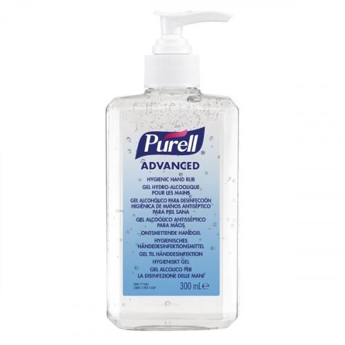 PURELL® Advanced Händedesinfektionsgel 300ml Pumpflasche