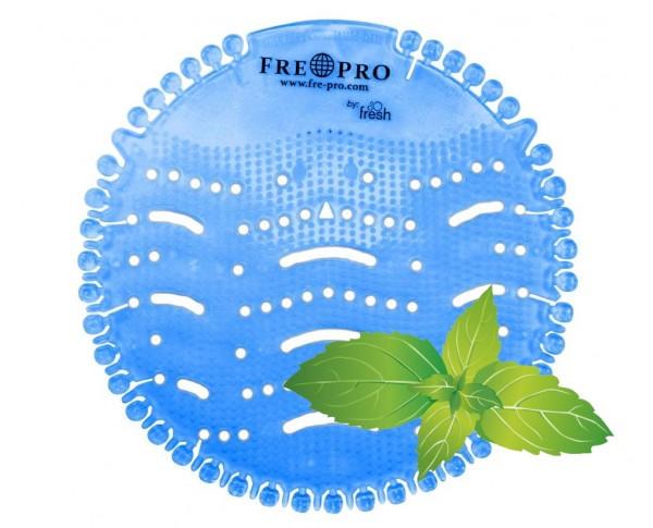 Fre Pro Wave 1 Urinalsieb mit Duft Kräuter / Minze LIMITED EDITION blau2