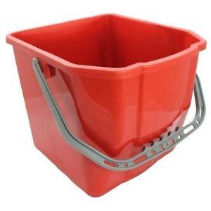WetLine Eimer 17 Liter für Reinigungswagen Clean 1724P