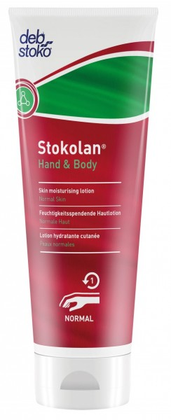 deb-stoko® Stokolan® Hand & Body 100ml Tube