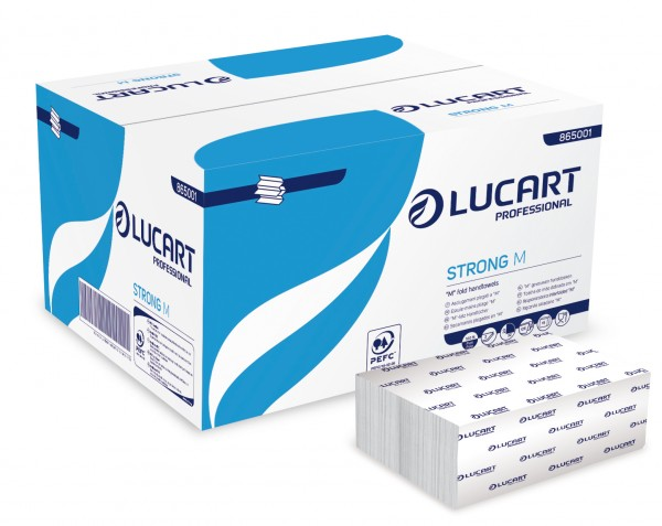 LUCART STRONG M - Interfold-Handtücher