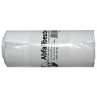 DEISS FIRST Müllbeutel 80-90L 385+250x850 weiß