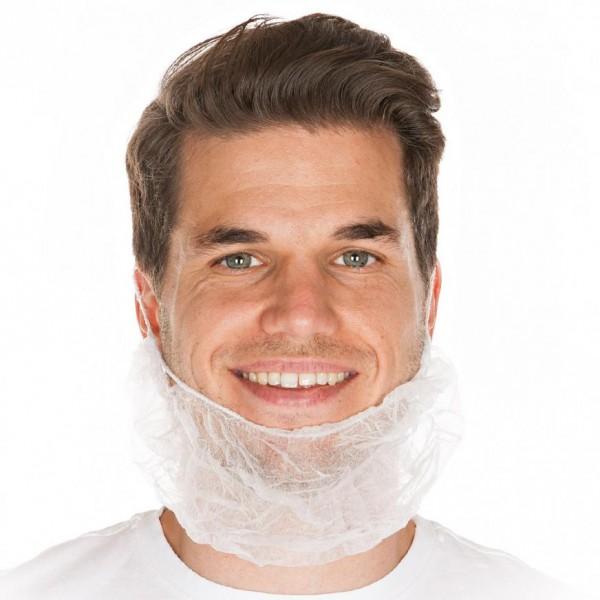 Hygostar® Bartmasken / Bartschutz aus Vlies