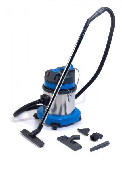 Clean Track VacLine 15-1 STBL Nass- und Trockensauger 15L / 1000W / 230 V inkl. Zubehör