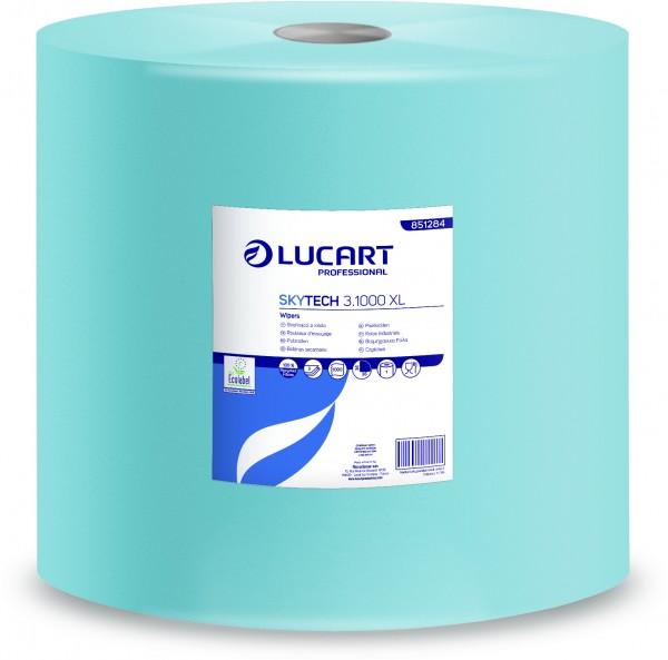 Lucart SkyTech 3.1000XL Putzrolle 36x36 cm